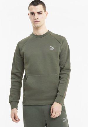 CLASSICS TECH - Sweatshirt - thyme