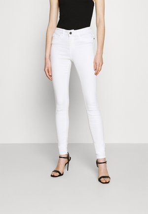 NMLUCY  - Jeans Skinny Fit - bright white