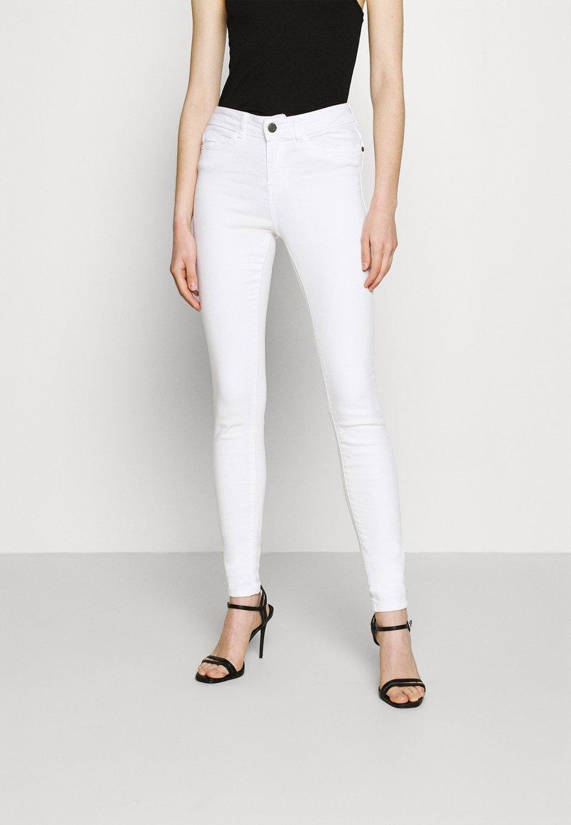 Noisy May - NMLUCY  - Skinny džíny - bright white