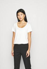 Anna Field - T-shirts basic - white - 0