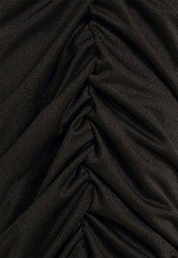 Third Form - LEAD ON HALTER MIDI - Cocktail dress / Party dress - black - 2