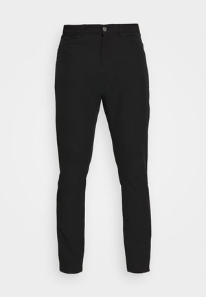 FLEX REPEL SLIM PANT - Tygbyxor - black