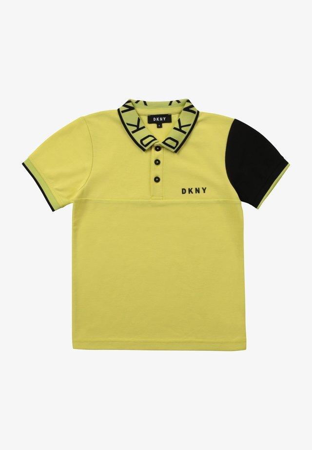Poloshirt - CITRINE