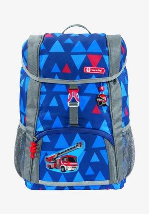 SET - Backpack - fire engine