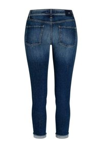 Cambio - PIPER - Slim fit jeans - dark blue - 2