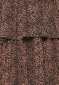 YAS - SKIRT - Mini skirt - mocha mousse - 2