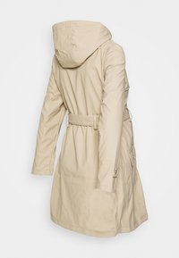 Dorothy Perkins Maternity - MATERNITY RAINCOAT - Waterproof jacket - stone - 1