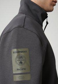 Napapijri - Sweatshirt - dark grey solid - 3