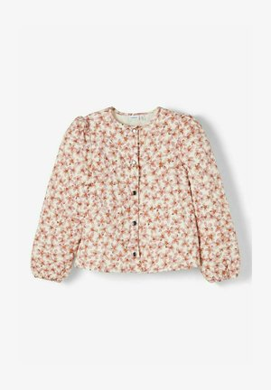 Winter jacket - nostalgia rose