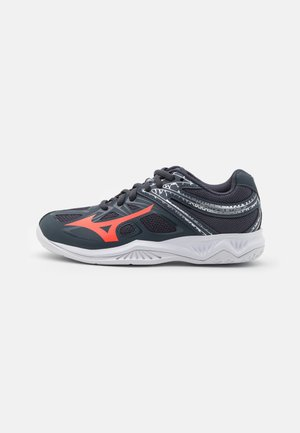 LIGHTNING STAR Z5 JUNIOR UNISEX - Zapatillas de voleibol - india ink/fiery coral