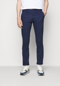 Polo Ralph Lauren - SLIM FIT BEDFORD PANT - Bukser - cruise navy - 0