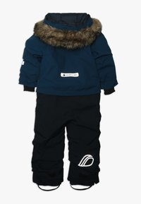 Didriksons - TIRIAN KID'S COVERALL - Zimní kalhoty - hurricance blue - 1