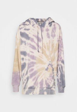 HOODIE WASH - Bluza - purple