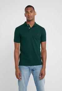 Polo Ralph Lauren - SLIM FIT MODEL  - Polo - college green - 0