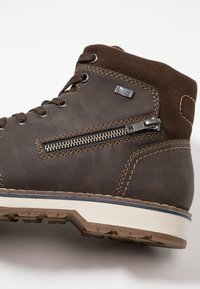 Rieker - Lace-up ankle boots - moro - 5