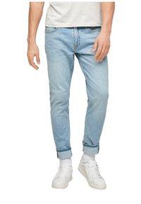 s.Oliver - Jeans Tapered Fit - light blue - 3