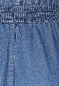 TOM TAILOR DENIM - HAREMS PANTS - Trousers - used light stone blue - 2