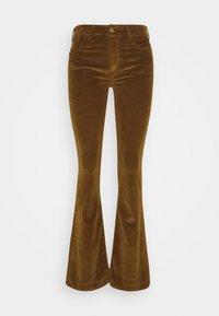 RAVAL - Trousers - brandy