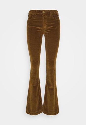 RAVAL - Pantalones - brandy