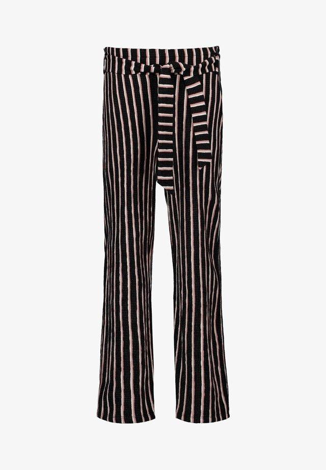 Pantalon classique - off black