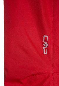 CMP - SALOPETTE UNISEX - Zimní kalhoty - red - 3