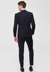 Selected Homme - Suit trousers - navy - 2
