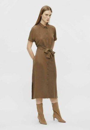 OBJTILDA ISABELLA - Shirt dress - partridge