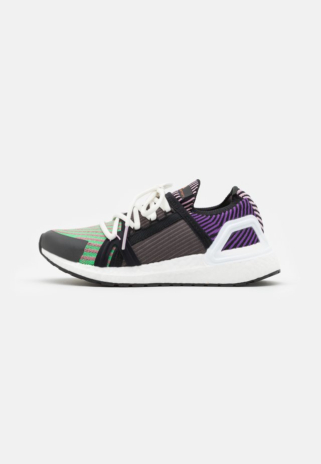 ULTRABOOST 20 S. - Neutral running shoes - core black/semi flash lilac/shadow purple
