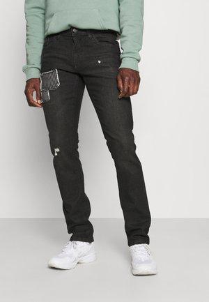 TAYLOR - Jean slim - black