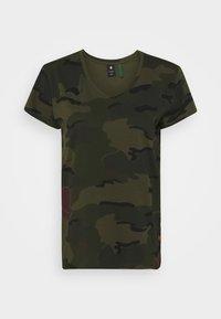 G-Star - T-shirt print - khaki - 5