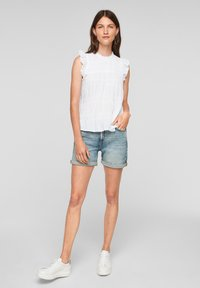QS by s.Oliver - Blouse - white - 1