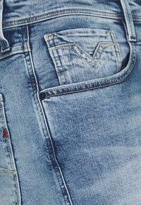 Replay - ANBASS BIO - Jeans slim fit - indigo - 3