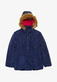 Lemon Beret - SMALL GIRLS JACKET - Winter jacket - navy blazer - 4