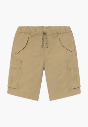 BOTTOMS - Pantaloni cargo - boating khaki