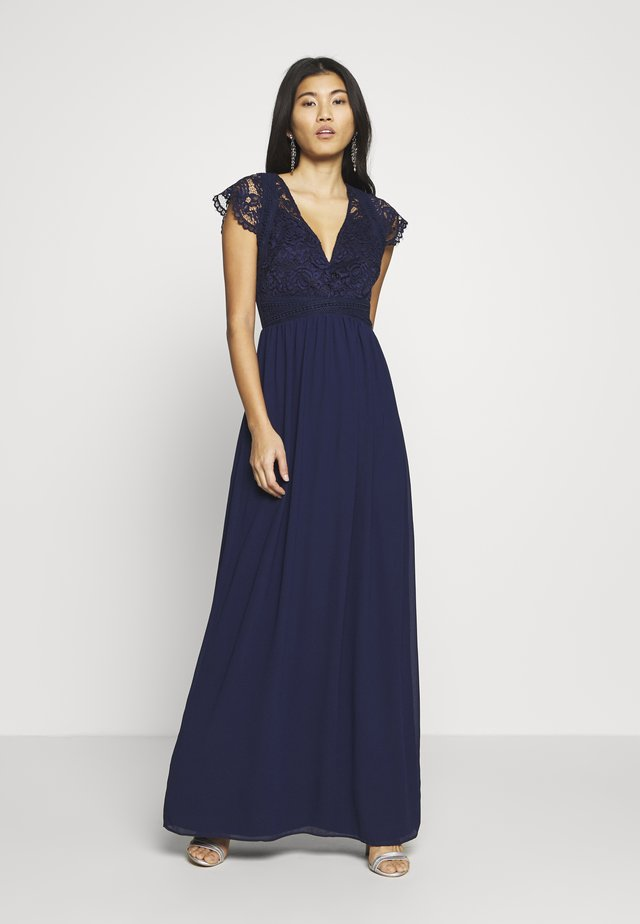 VANJA MAXI - Occasion wear - navy