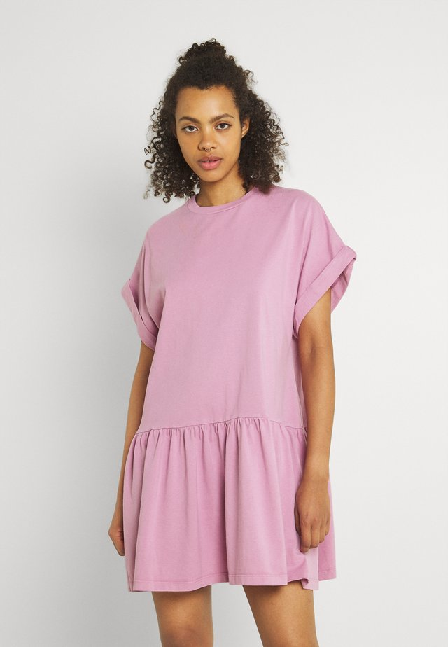 CALI DRESS - Jersey dress - lila