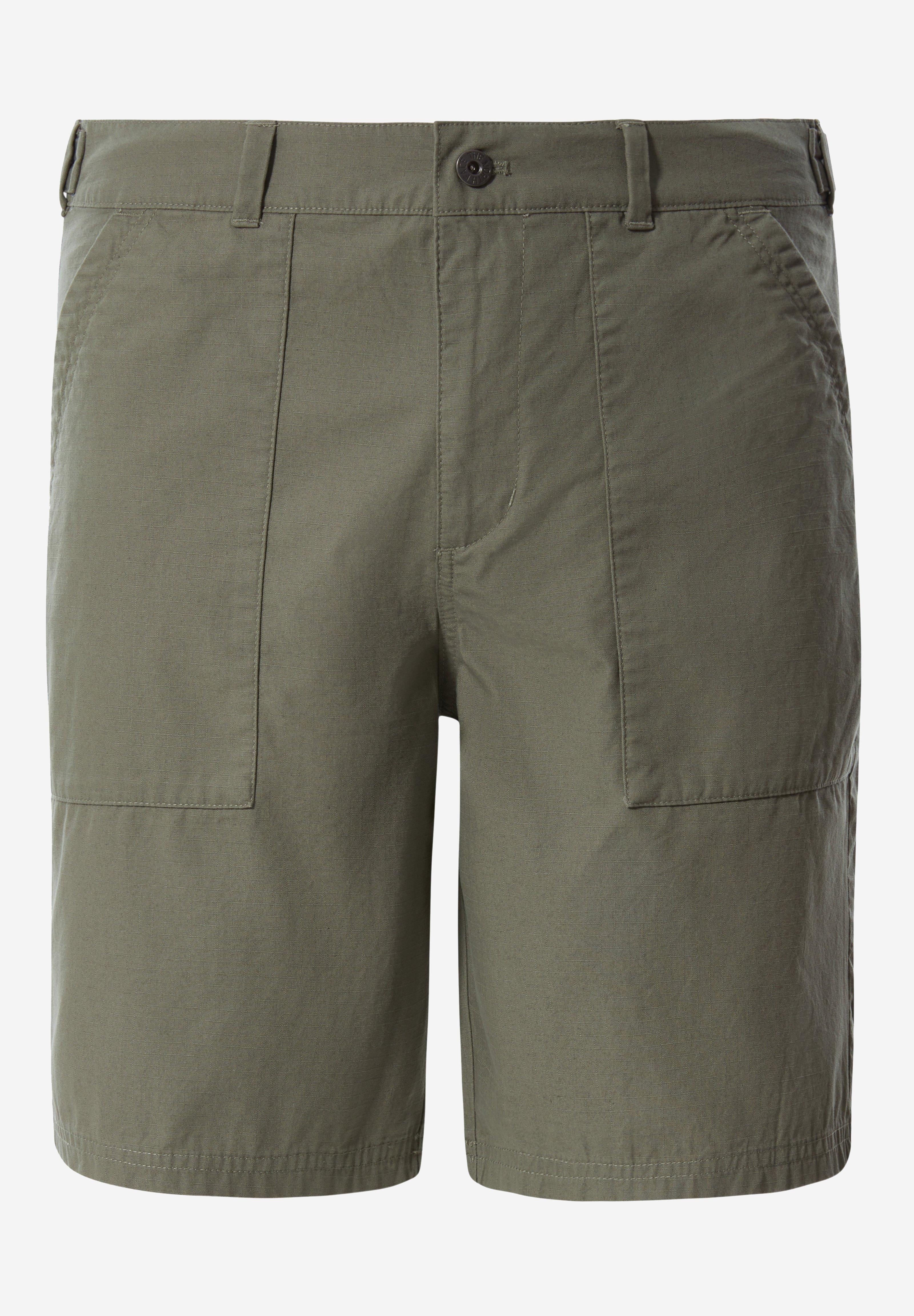 Uomo M RIPSTOP COTTON SHORT - Pantaloncini sportivi