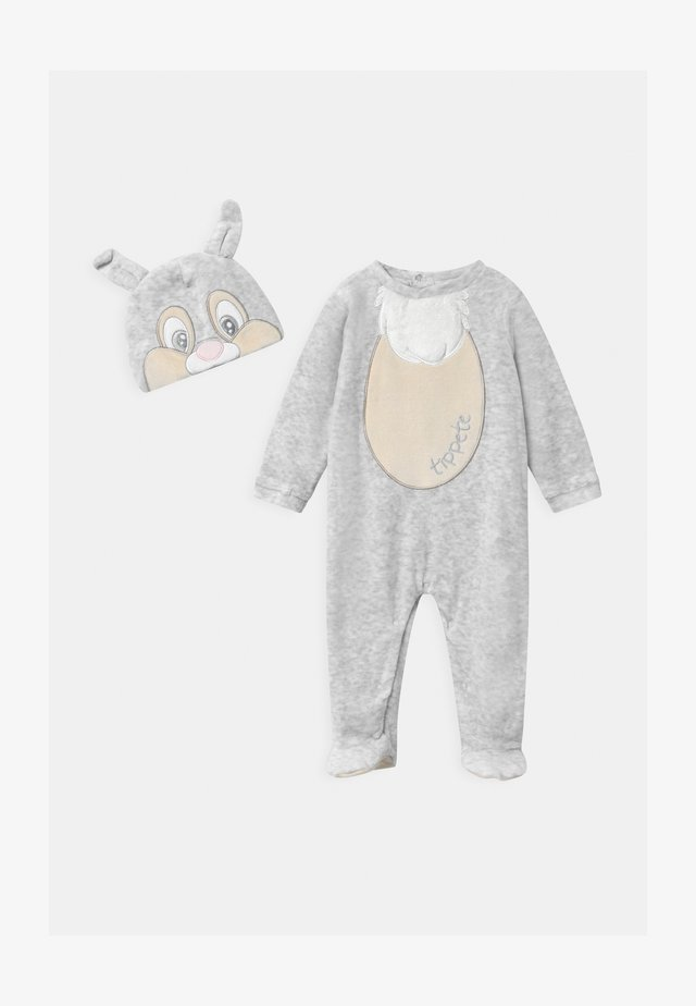 SET - Tutina - grey melange