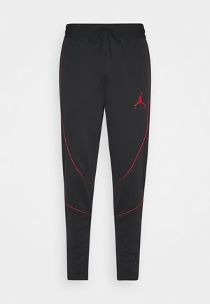 JUMPMAN AIR SUIT PANT - Joggebukse - black/gym red