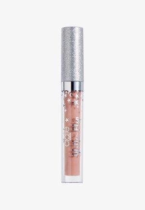 MATTE METALLIC GLITTER LIP - Liquid lipstick - undressed-nude