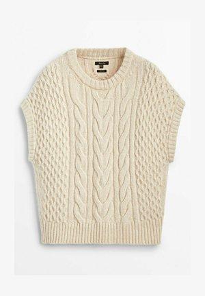 GEFLOCHTENE - Pullover - beige