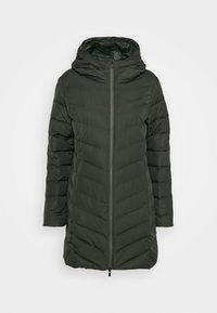 Vaude - WOMENS ANNECY COAT - Down coat - spinach - 5