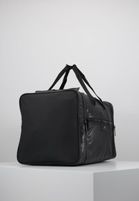 adidas by Stella McCartney - SQUARE DUFFEL M - Treningsbag - black/black/white - 3