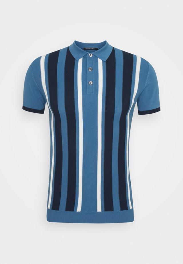 Poloskjorter - light blue