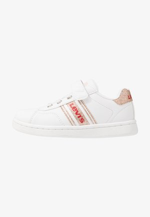 BRANDON  - Sneaker low - white/rose gold