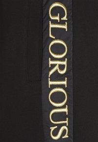 Glorious Gangsta - GALVEZ JOGGER - Pantalon de survêtement - black/gold - 7