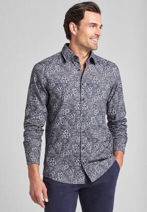 HANSON2-W - Shirt - dunkelblau
