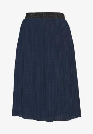 EMMERLIE CECILIE SKIRT - A-line skirt - night sky