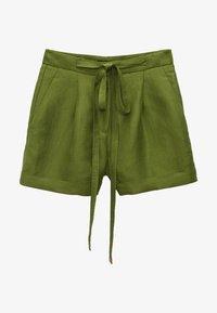 Massimo Dutti - Shorts - green - 0