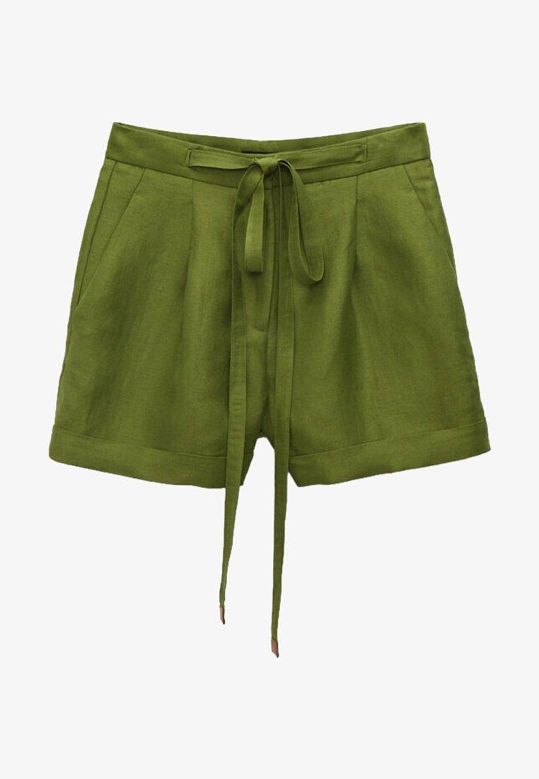 Massimo Dutti - Shorts - green